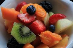 Mejorando el funcionamiento del organismo con frutas y vegetales