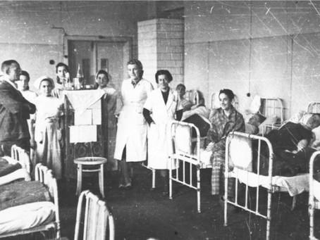 """ינואר 3: הפעילות הרפואית בגטאות:להתמודד עם הבלתי אפשרי / ד""""ר מרים עופר,התכנית ללימודי השואה בגליל"""