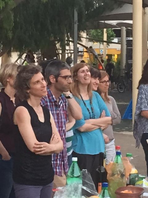 2015 End of year Party, Kiryat Sefer Park, Tel-Aviv