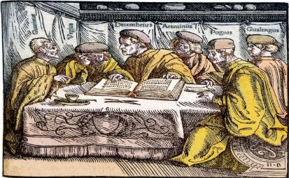 19/1/2020: מלומדים בבית: ניסויים בארגון-מחדש של חיי הידע במאה השש-עשרה