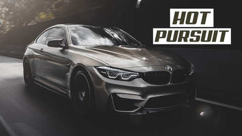 Viral Short Film - BMW M4 Colour Change