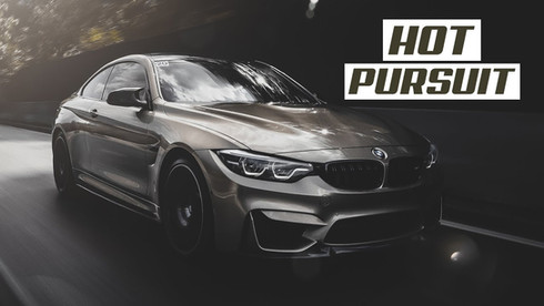 Viral Short Film - BMW M4 Colour Change