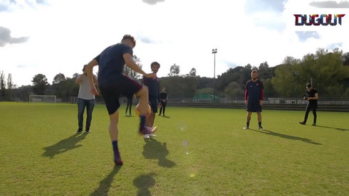 AS ROMA | Stephan El Shaarawy - Touch Challenge