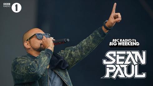 Sean Paul - BBC Big Weekend
