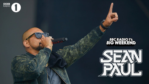 Sean Paul - BBC Big Weekend