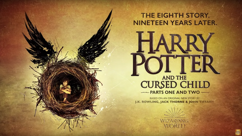 London Year 4 Photo Shoot | Harry Potter and the Cursed Child