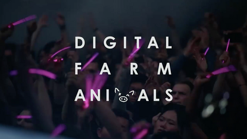 Digital Farm Animals - Ministry Of Sound London