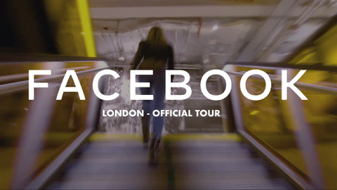 Facebook London Official Building Tour 2020