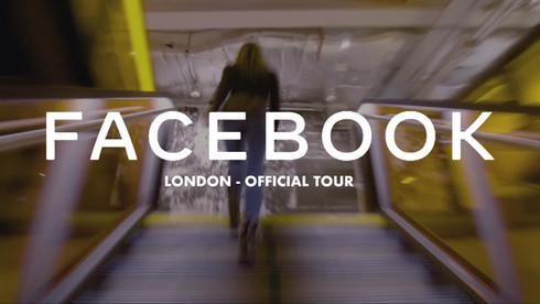Facebook London Official Building Tour 2020