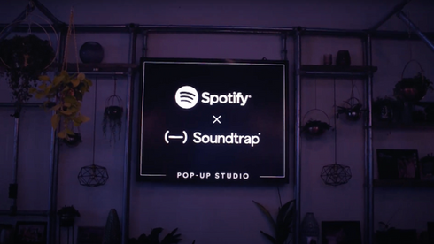 Spotify X Soundtrap at BBC INTRODUCING