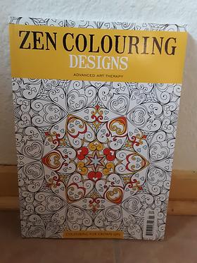 Zen Colouring Designs