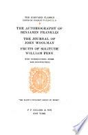 The Harvard Classics: The autobiography of Benjamin Franklin