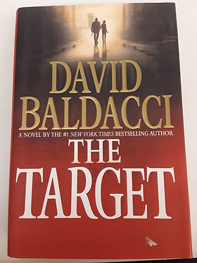 The Target (Will Robie Series, 3)
