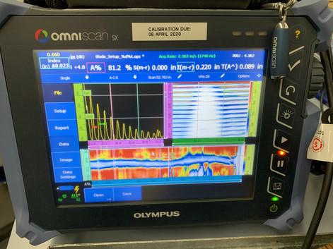 Phased Array Ultrasonic Testing