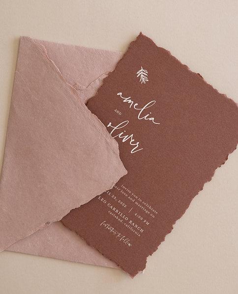 Amelia Invitation