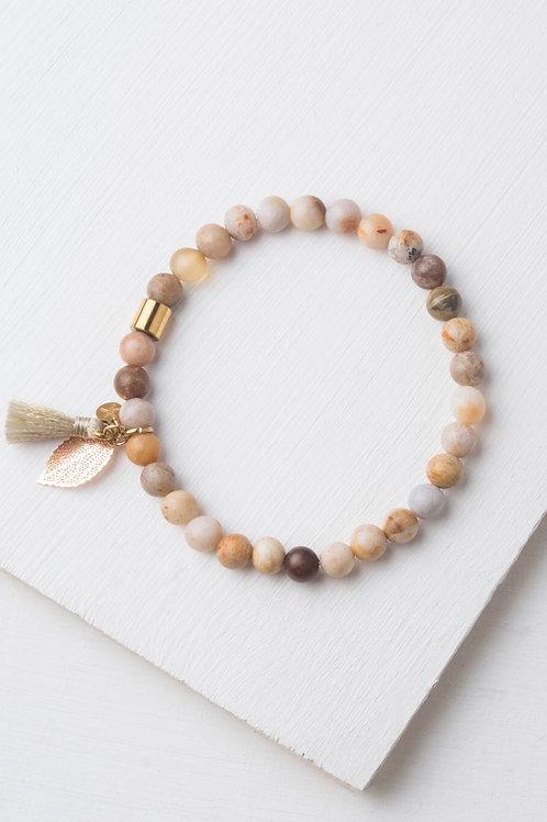 Darla Natural Stone Bracelet