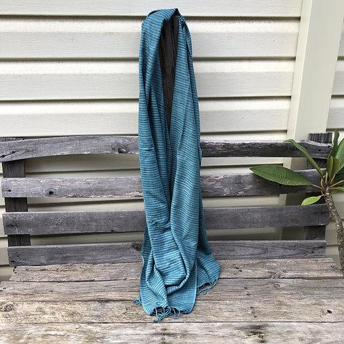 Raw Silk scarf