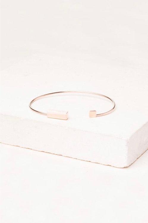 Sophia Rose Gold Bracelet