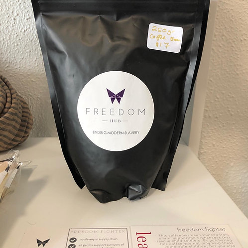 Freedom Fighter Coffee Bean