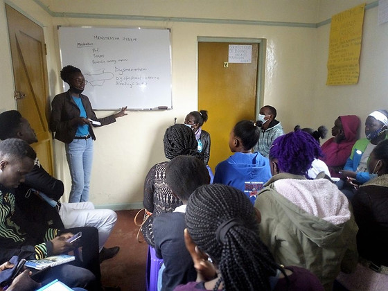 Girls Empowerment meets the TALTO team!
