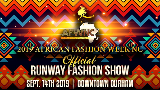 2019 African Fashion Week NC | We will be there with Maridadi Markets!