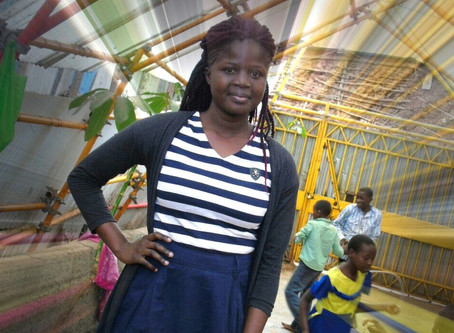 Being a student in Kibera during COVID-19 | Her Perspective