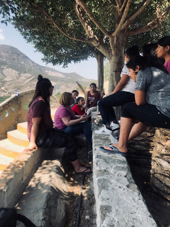An update from the women in Mexico!