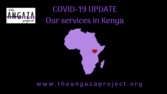 Services are temporarily suspended in Kenya | COVID-19