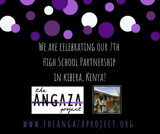 Celebrating our 7th High School Partnership!