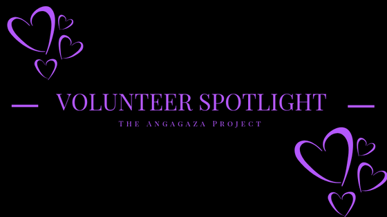 Thankful for our Volunteers!   Volunteer Spotlight!