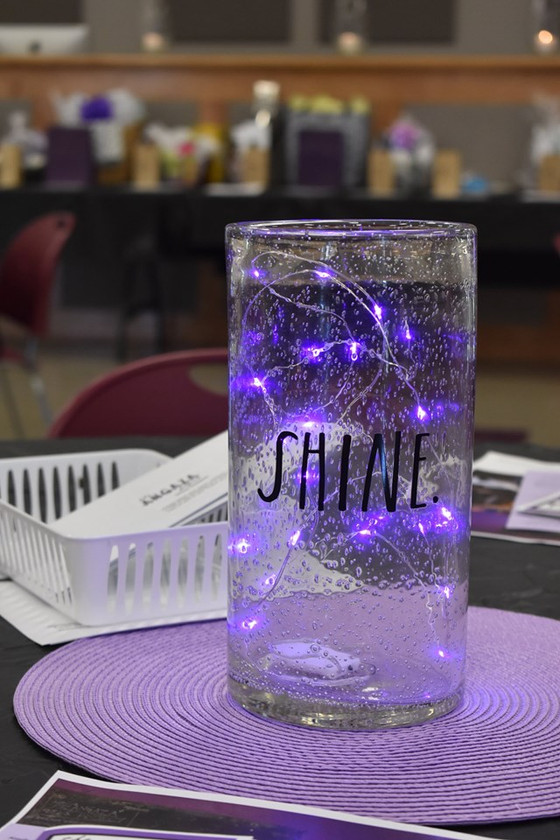 First Annual Event | Shine!