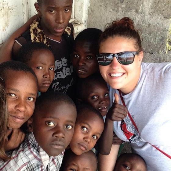 Volunteer Spotlight | Impacting girls and women around the world, meet Kayla!