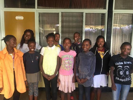 Celebrating our Girls Empowerment Teacher, Miss Michelle!
