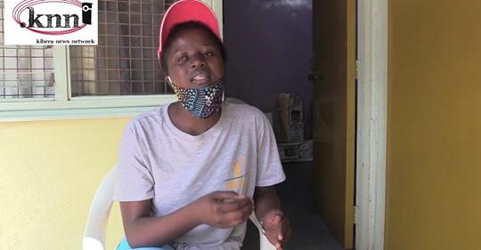 Kibera News Network stopped by!