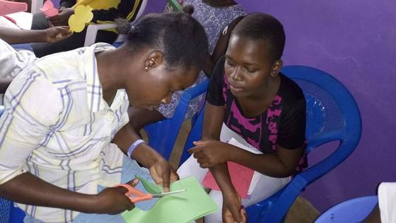 Girls Empowerment | Transforming like butterflies!