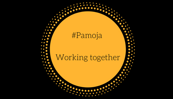 Planning, organization, and being pamoja (united) are key!