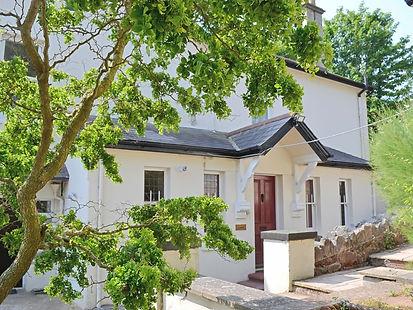 Bowden House - Laurel Entrance