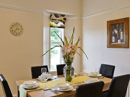 Bowden House - Lavender Dining