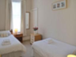 Bowden House - Laurel Twin Bedroom