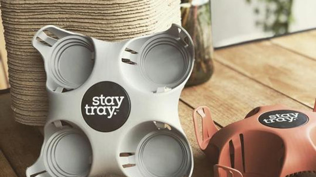 Stay Tray 4 Cups