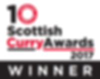 "Scottish Curry Award 2017 ""Manager Of The Year"""