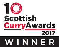 """Scottish Curry Award 2017 """"Manager Of The Year"""""""
