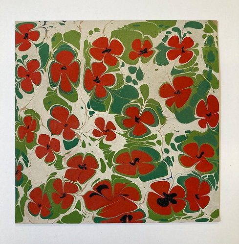 Marie- Therese King 'Red Poppies'