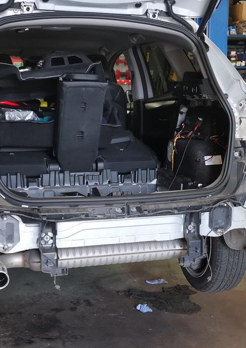 BMW X1 towbar