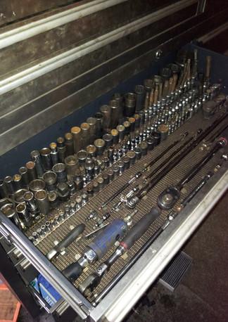 A tidy toolbox...