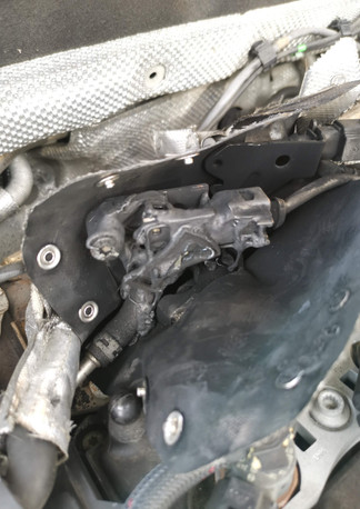 VW Golf DPF problems