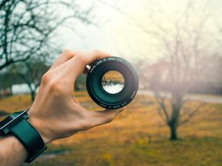 Check your lenses 檢查你的鏡頭