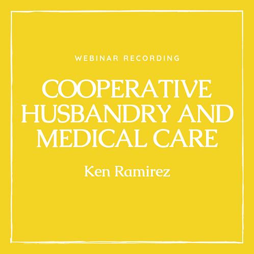 Webinar recording Ken Ramirez  August 18, 2018