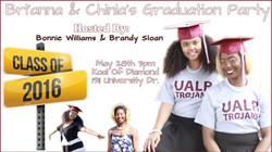 sloan ballard graduation party