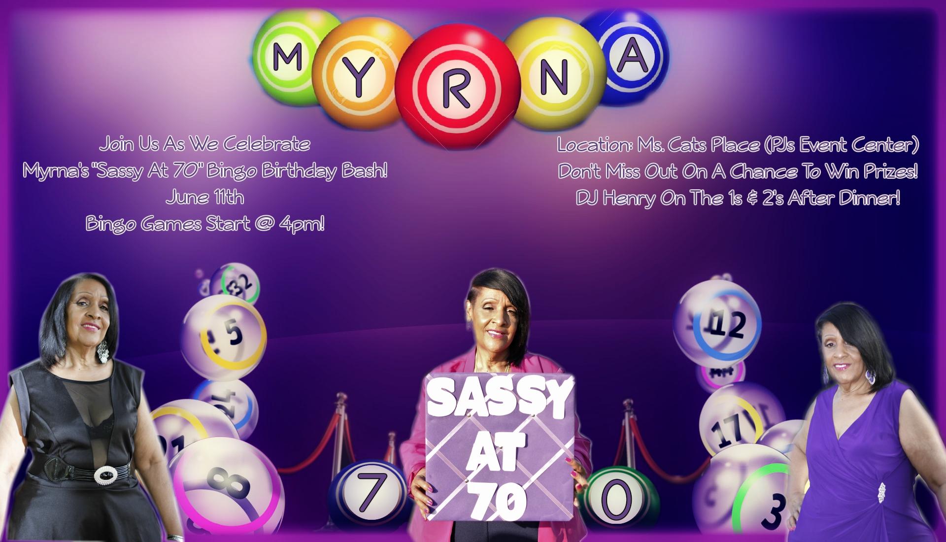 myrna bingo